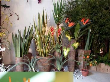 Home ikebana fleurs ikebana fleurs piante e fiori for Piante artificiali milano